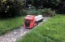 Tamiya Japan Rc Truck Trailer Man Tgx 26.540 6×4 Full Operation 1/14 Rctr New