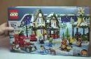 Lego Creator Winter Village Post Office 10222 In 2011 New Retired